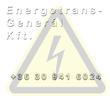Energotrans-Generál Kft. - villanyszerelés