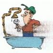 Diós László víz-, gáz-, fűtésszerelő