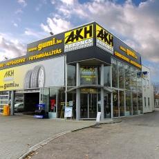 AKH Autó- és Gumiszerviz - Batthyány utca