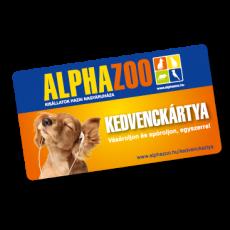 AlphaZoo Kedvenckártya