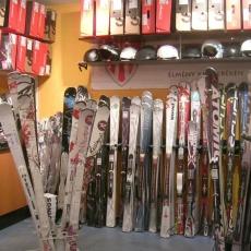 Óbuda, III. kerület sífelszerelés üzlet, szerviz és kölcsönző - Sílécek - Bartus és fiai Slalom Sport