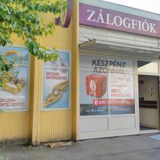 BÁV Zálogfiók - Heltai Jenő tér