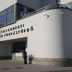 Csillaghegyi Árpád Forrásfürdő (Fotó: Mónus Márton - MTI)