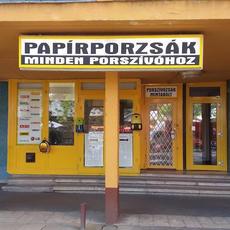 Domado Porszívózsák Mintabolt - Vörösvári út