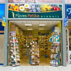 Füves Patika Biobolt - Auchan Aquincum Óbuda
