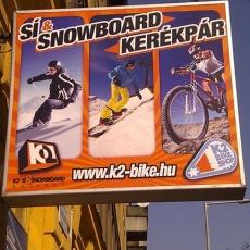 K2 Sí & Snowboard Központ