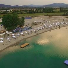 Lupa-tó Strand