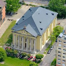 Óbudai Zsinagóga (Forrás: fb.com/obudaizsinagoga.hu)