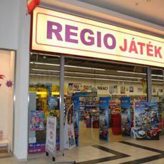 Regio Játék - Budakalász