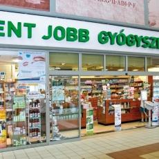 Szent Jobb Gyógyszertár - Auchan Aquincum