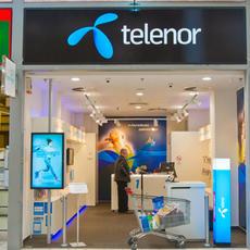 Telenor - Auchan Aquincum Óbuda