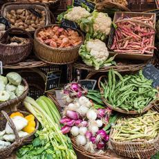 Aquincumi (Római téri) Termelői Piac (Illusztráció, forrás: hellovidek.hu)