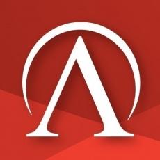 ATLANTIS Notebook logo