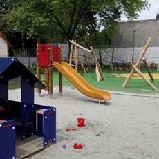 Akácfa utca Park és Játszótér