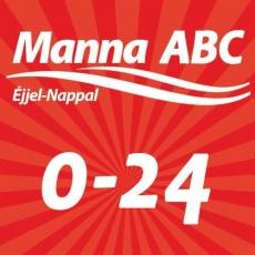 Manna Abc - Bécsi út