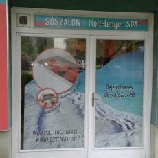 Holt-tenger Spa szalon 3.ker. Bécsi út 201.