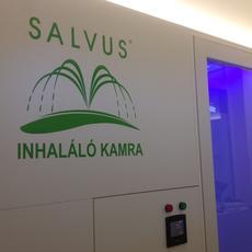 Salvus inhaláló kamra