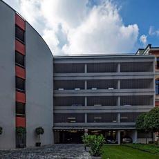 Flórián Udvar Parkolóház