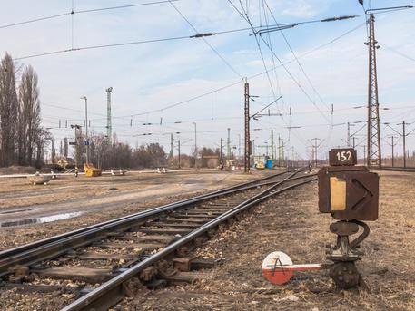 A Nyugati pályaudvar és Rákosrendező között nem közlekednek a vonatok