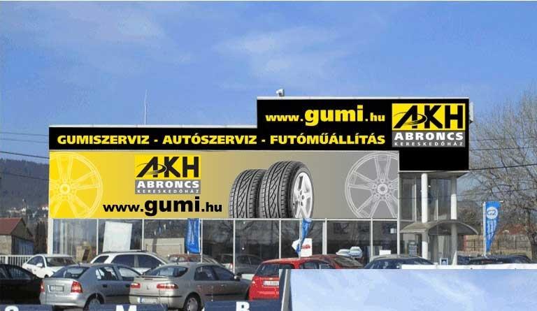 AKH Autó- és Gumiszerviz - Batthyány utca d83c7681f7