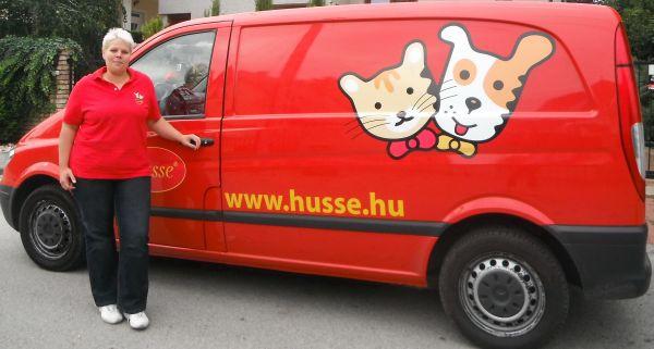 Kiss Viki, a Husse személyes tanácsadója
